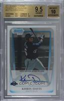 Khris Davis [BGS 9.5 GEM MINT]