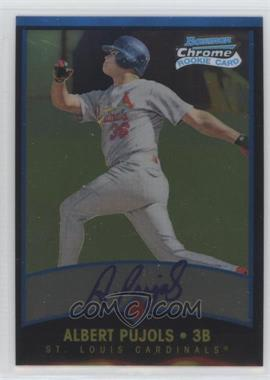 2011 Bowman Chrome - Throwbacks #340 - Albert Pujols