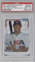 Addison Russell /299 [PSA 10 GEM MT]