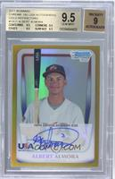 Albert Almora /50 [BGS 9.5 GEM MINT]