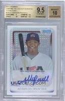 Addison Russell /299 [BGS 9.5 GEM MINT]