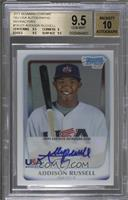 Addison Russell /417 [BGS 9.5 GEM MINT]