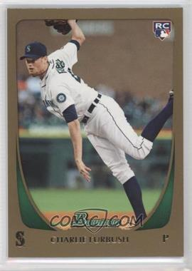 2011 Bowman Draft Picks & Prospects - [Base] - Gold #37 - Charlie Furbush
