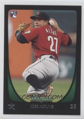 2011 Bowman Draft Picks & Prospects - [Base] #11 - Jose Altuve