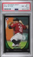 Jose Altuve [PSA 8.5 NM‑MT+]