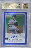 Tyler Anderson /150 [BGS9.5]