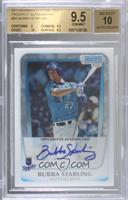 Bubba Starling [BGS 9.5 GEM MINT]