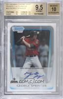George Springer [BGS 9.5 GEM MINT]
