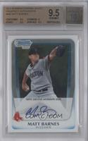 Matt Barnes [BGS 9.5 GEM MINT]