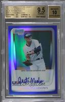 Austin Meadows /99 [BGS 9.5 GEM MINT]