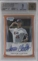 Trevor Clifton /25 [BGS 9 MINT]