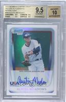 Austin Meadows /199 [BGS 9.5 GEM MINT]