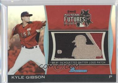 2011 Bowman Draft Picks & Prospects - Futures Game Logo Patch - [Autographed] #FGLP-KG - Kyle Gibson /1