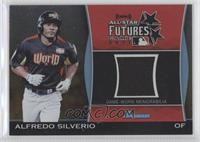 Alfredo Silverio /50