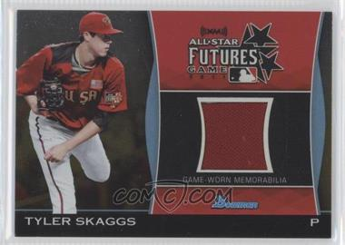 2011 Bowman Draft Picks & Prospects - Futures Game Relics - Gold #FGR-TS - Tyler Skaggs /50
