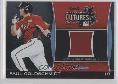 2011 Bowman Draft Picks & Prospects - Futures Game Relics - Green #FGR-PG - Paul Goldschmidt /25