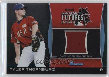 2011 Bowman Draft Picks & Prospects - Futures Game Relics - Green #FGR-TT - Tyler Thornburg /25