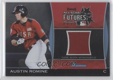 2011 Bowman Draft Picks & Prospects - Futures Game Relics #FGR-AR - Austin Romine