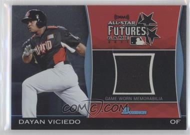 2011 Bowman Draft Picks & Prospects - Futures Game Relics #FGR-DV - Dayan Viciedo