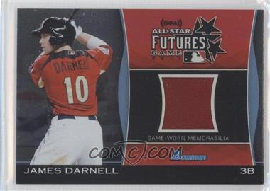 2011 Bowman Draft Picks & Prospects - Futures Game Relics #FGR-JD - James Darnell