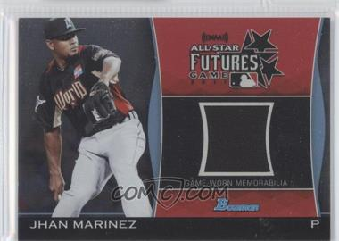 2011 Bowman Draft Picks & Prospects - Futures Game Relics #FGR-JM - Jhan Marinez