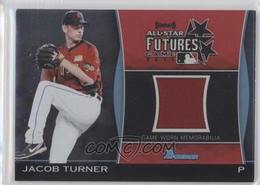 2011 Bowman Draft Picks & Prospects - Futures Game Relics #FGR-JTU - Jacob Turner