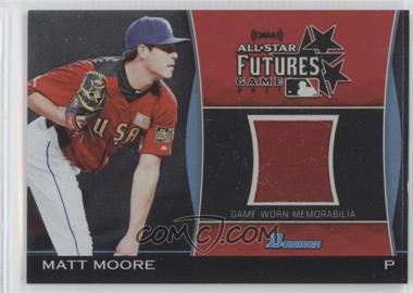 2011 Bowman Draft Picks & Prospects - Futures Game Relics #FGR-MMO - Matt Moore