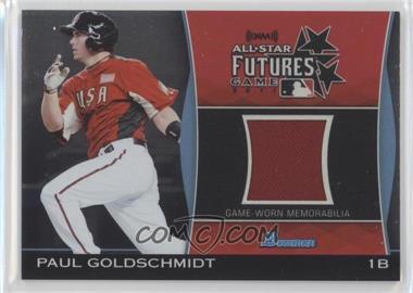 2011 Bowman Draft Picks & Prospects - Futures Game Relics #FGR-PG - Paul Goldschmidt