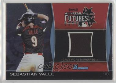 2011 Bowman Draft Picks & Prospects - Futures Game Relics #FGR-SV - Sebastian Valle