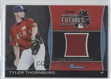 2011 Bowman Draft Picks & Prospects - Futures Game Relics #FGR-TT - Tyler Thornburg