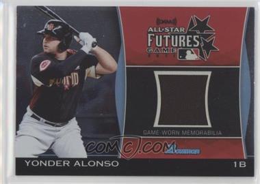 2011 Bowman Draft Picks & Prospects - Futures Game Relics #FGR-YA - Yonder Alonso