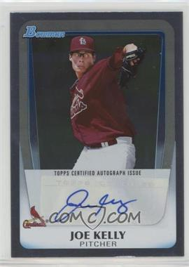 2011 Bowman Draft Picks & Prospects - Retail Prospects Certified Autographs - [Autographed] #BPA-JK - Joe Kelly