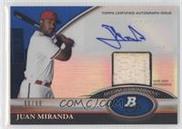 Juan Miranda /99