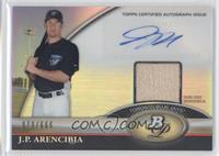 J.P. Arencibia #/666