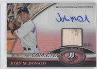John McDonald /1166