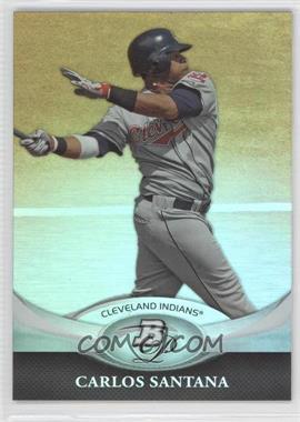 2011 Bowman Platinum - [Base] #13 - Carlos Santana