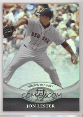 2011 Bowman Platinum - [Base] #4 - Jon Lester