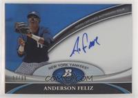 Anderson Feliz [Noted] #/99