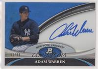 Adam Warren #/99