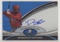 Domingo Santana #/99