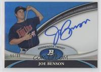 Joe Benson /99