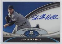 Shaeffer Hall #/99