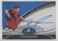 Tyler Skaggs [EX to NM] #/99