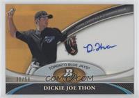 Dickie Joe Thon /50