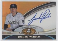 Jordan Pacheco /50