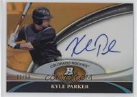 Kyle Parker /50