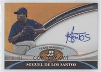 Miguel De Los Santos /50