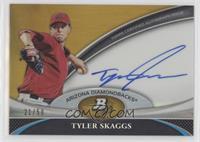 Tyler Skaggs #/50