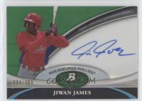 Jiwan James /399