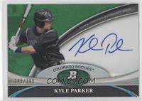 Kyle Parker /399